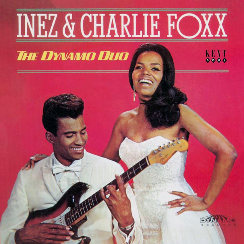 Inez Charlie Foxx La De Da I Love You